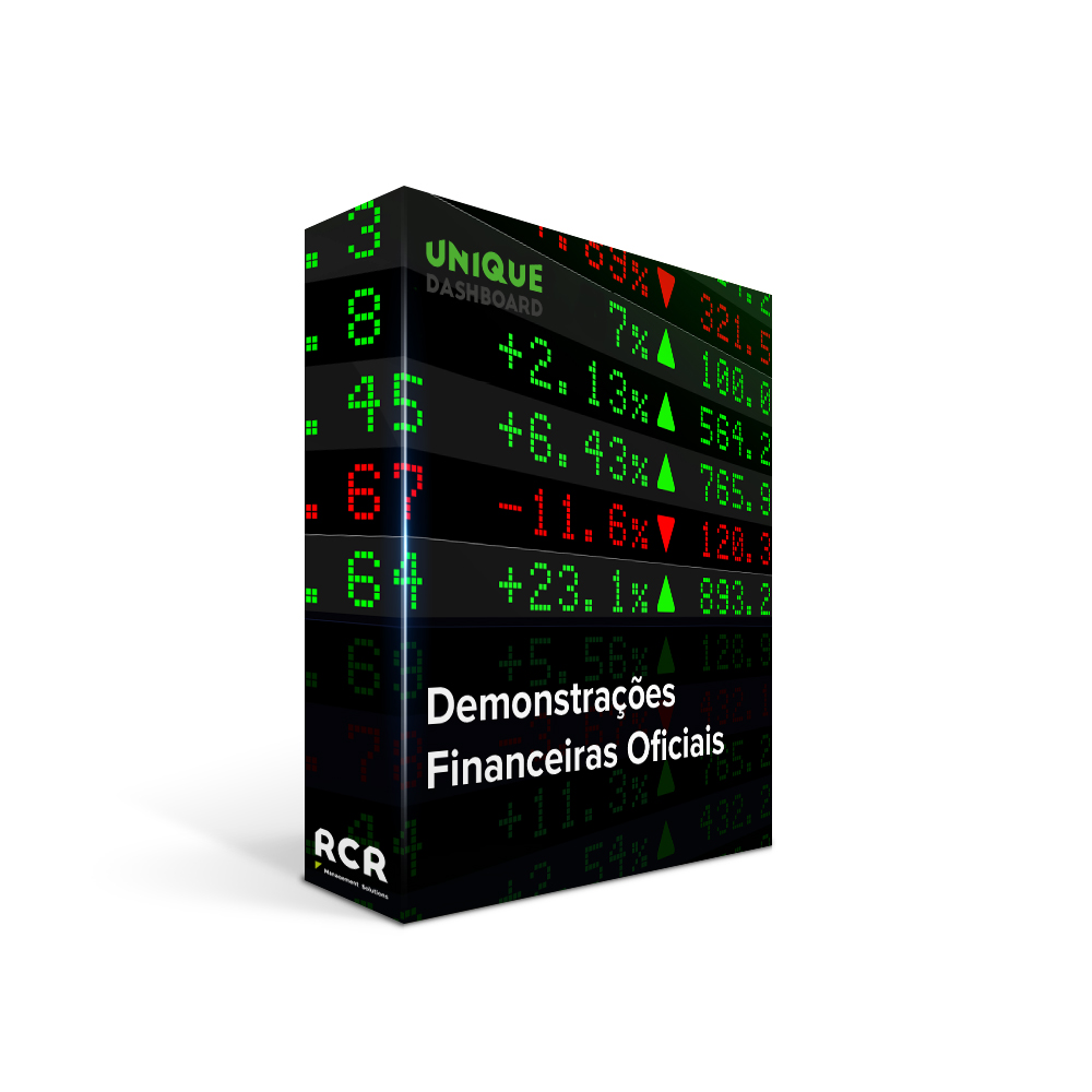 software-unique-dashboard-Demonstrações-Financeiras-Oficiais