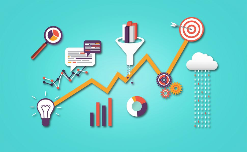 monitorizar kpis business intelligence