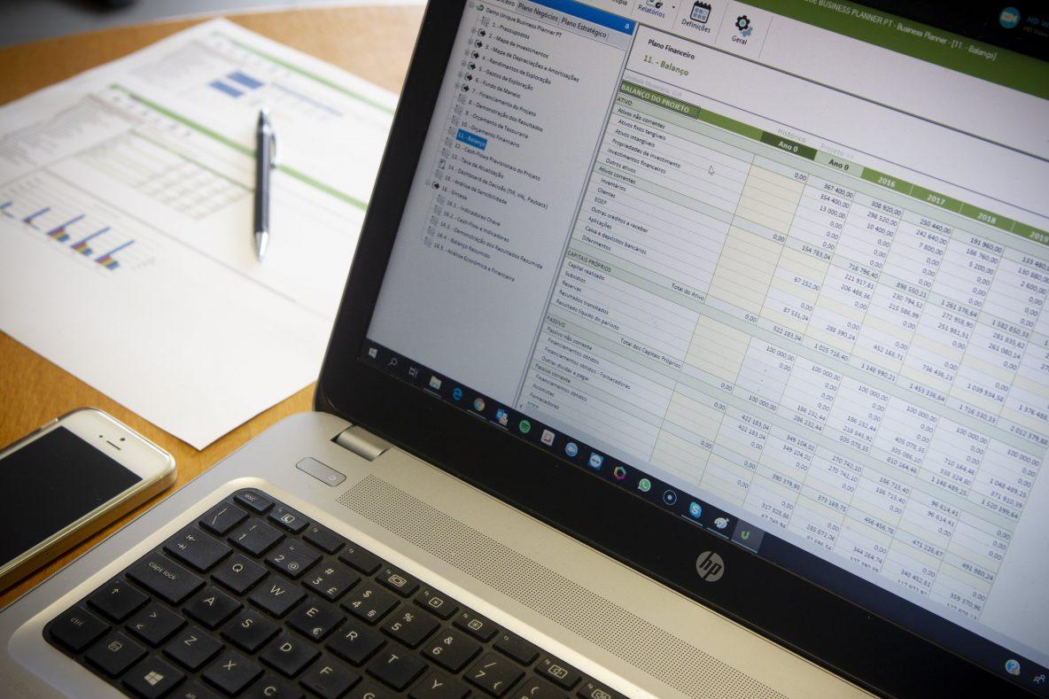software para plano de negócios